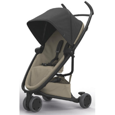 Quinny Buggy Zapp Flex Black on Sand