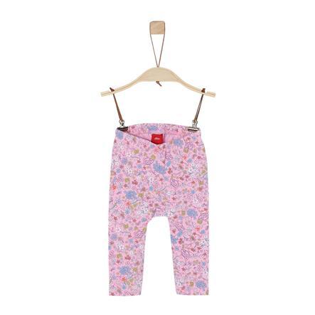 s.Oliver Girl s Leggings rosa chiaro