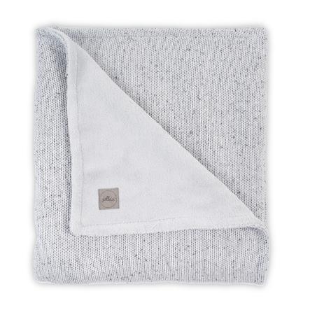 Jollein Deken Knit Soft grijs 100 x 150cm