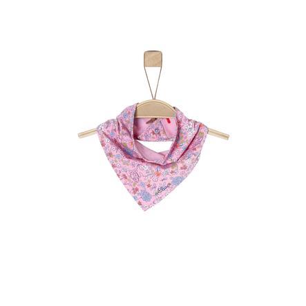 s.Oliver Girls Dreieckstuch light pink