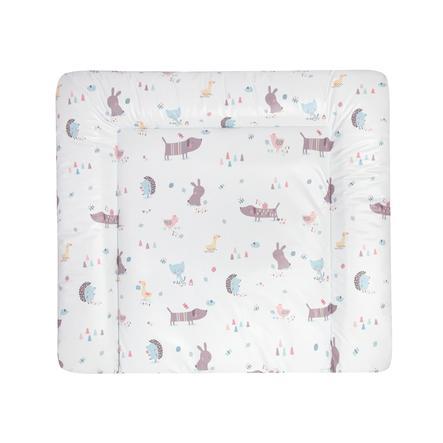 JULIUS ZÖLLNER přebalovací rohož Softy Crazy Animals 75 x 60 cm