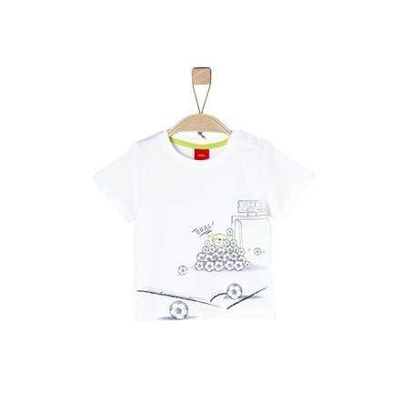 s.Oliver Boys T-Shirt wit