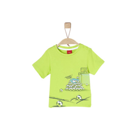s.Oliver Boys T-Shirt light green