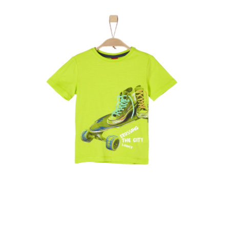 s.Oliver Boys T-Shirt vert clair