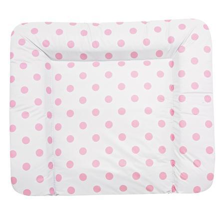 Alvi Wickelauflage Molly klein Schlafmütze rosa 70x53 cm