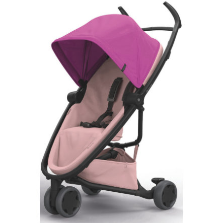 Quinny Buggy Zapp Flex Pink on Blush