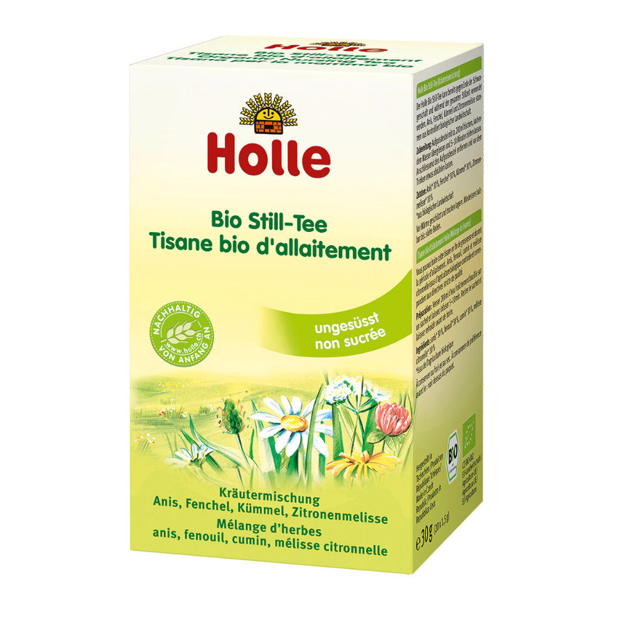 Holle Bio Still -Tee 30g