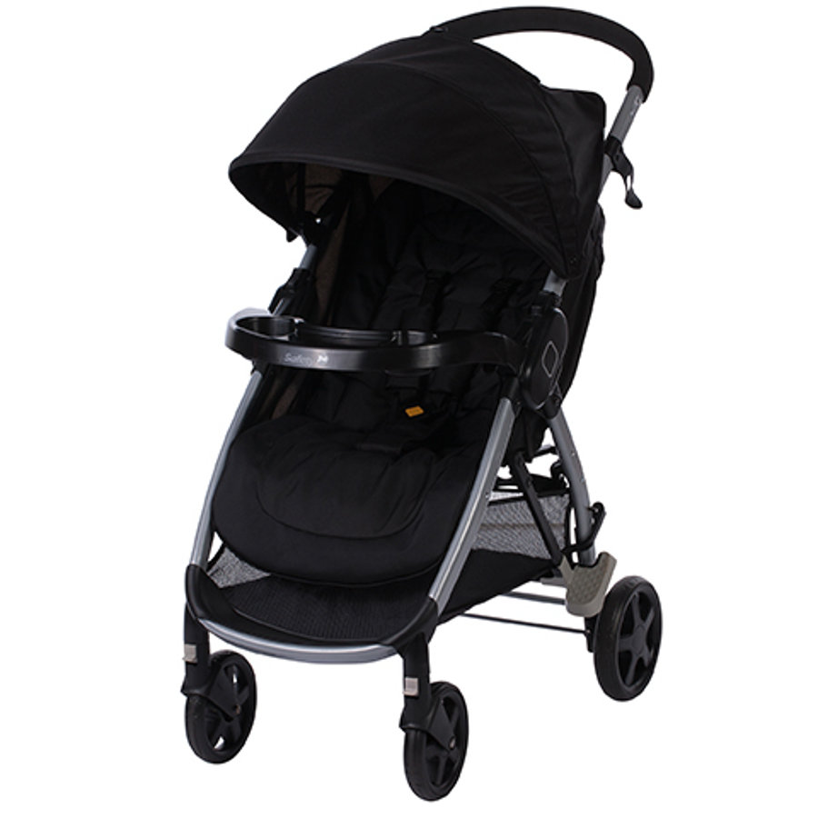 Safety 1st Poussette 4 roues Step & Go Full black
