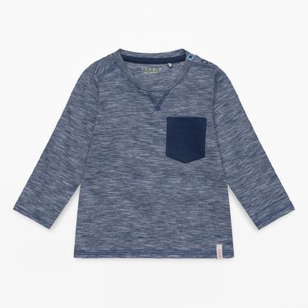 ESPRIT Langermet skjorte for gutter marineblå