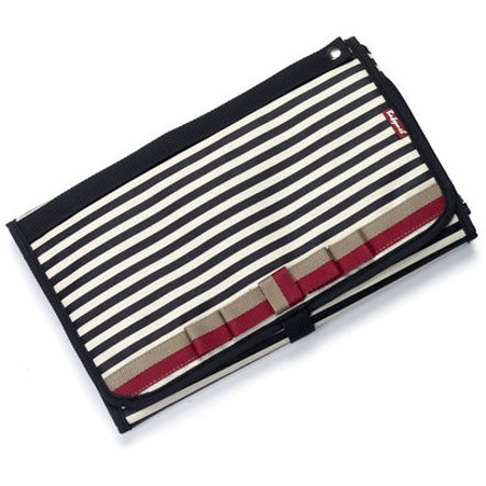 Babymel Change Station Navy Stripe