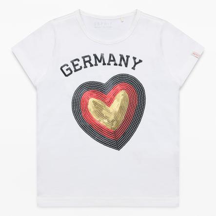 ESPRIT Girl s WM T-Shirt biały