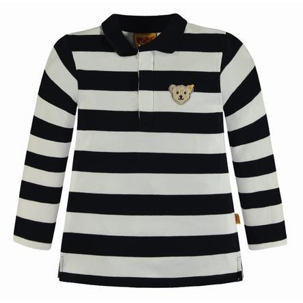 Steiff Boys Poloshirt, marine