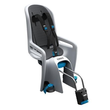 lisse Vente au rabais 2019 bonne texture Siège de vélo enfant Ride Along, gris clair
