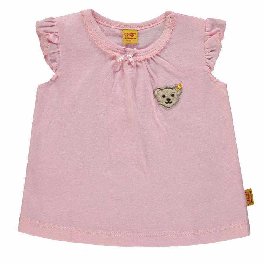 Steiff Girl s Brazo del ala T-Shirt , rosa
