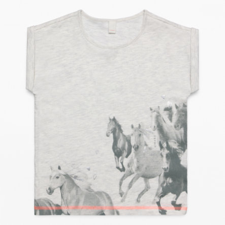ESPRIT Girl s T-Shirt heidecrème