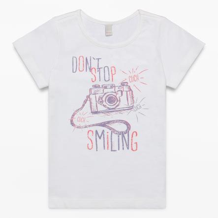 ESPRIT Girl s T-Shirt blanco