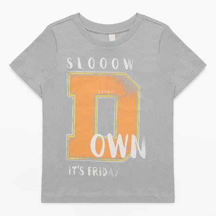 ESPRIT Pojke T-shirt grå