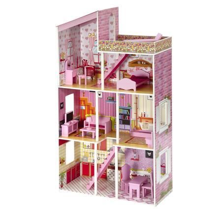 plum® Tillington Puppenhaus aus Holz