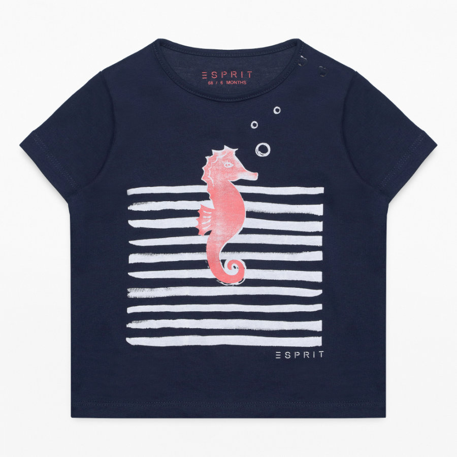 ESPRIT Girls T-Shirt twilight blue
