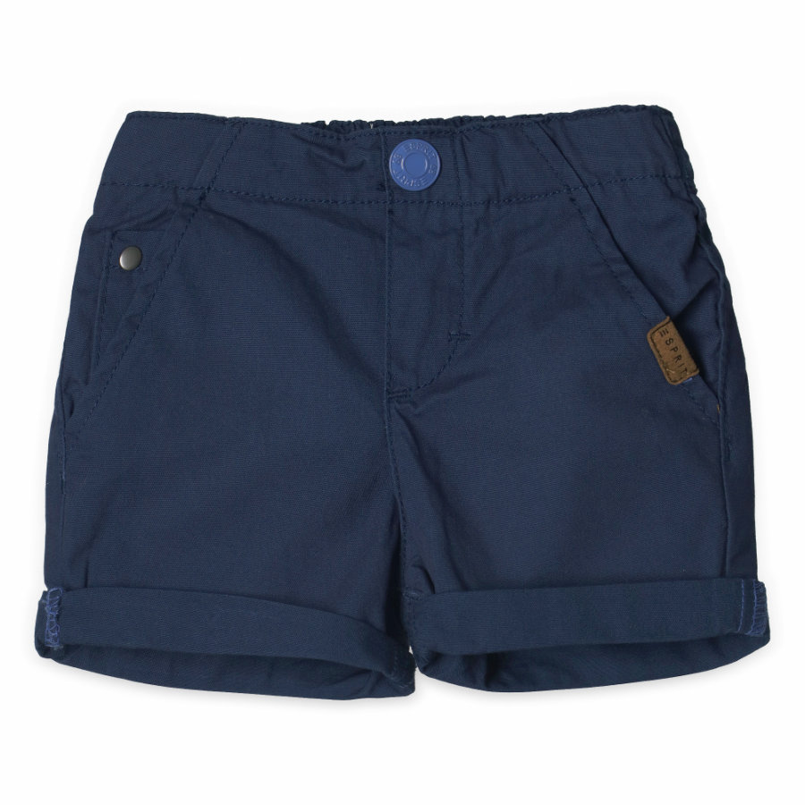 ESPRIT Boys Korte broek marine blauw