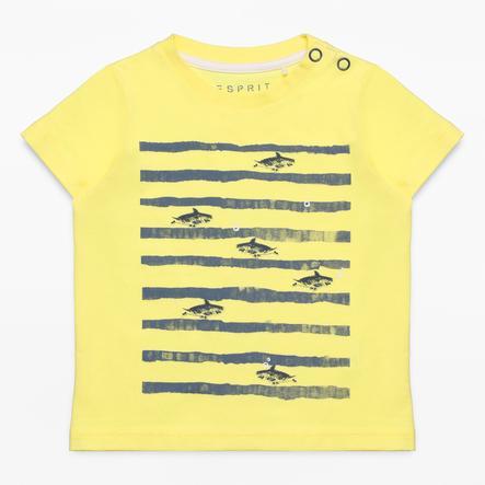 ESPRIT Boys T-Shirt słoma