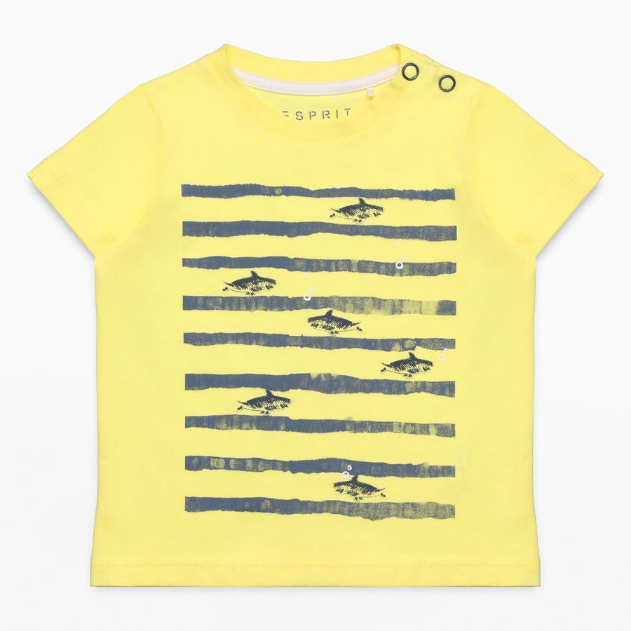 ESPRIT Boys T-Shirt strohalm