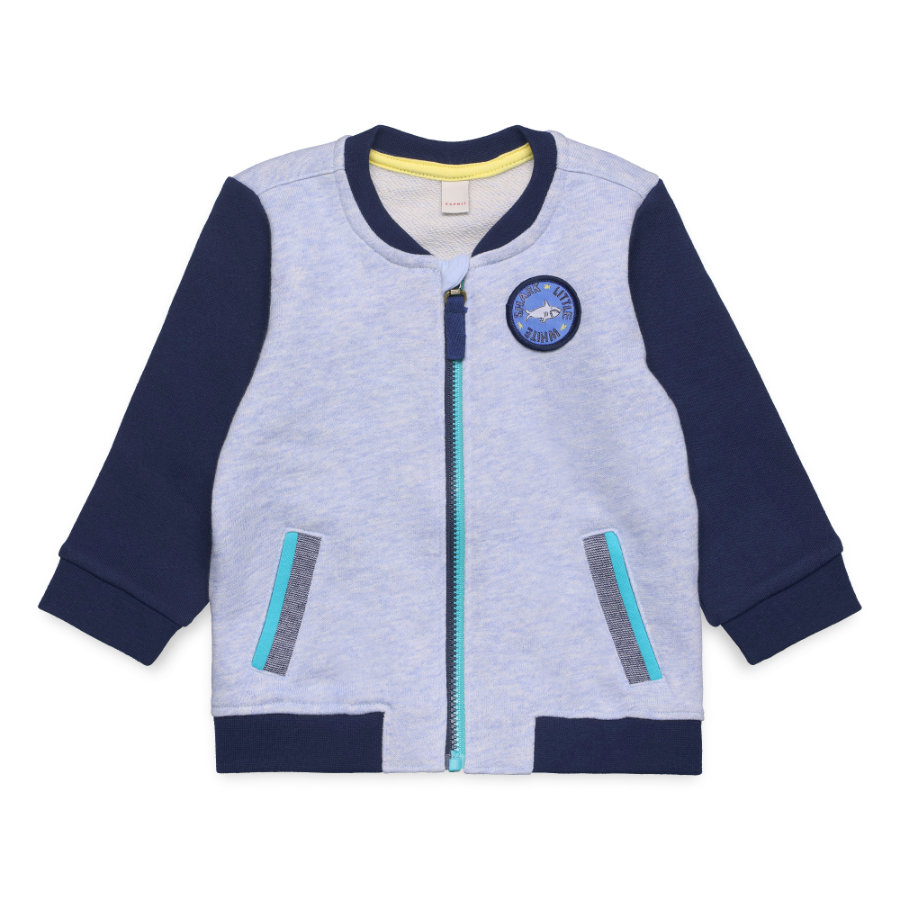 ESPRIT Boys Sweatjacke light heather blue
