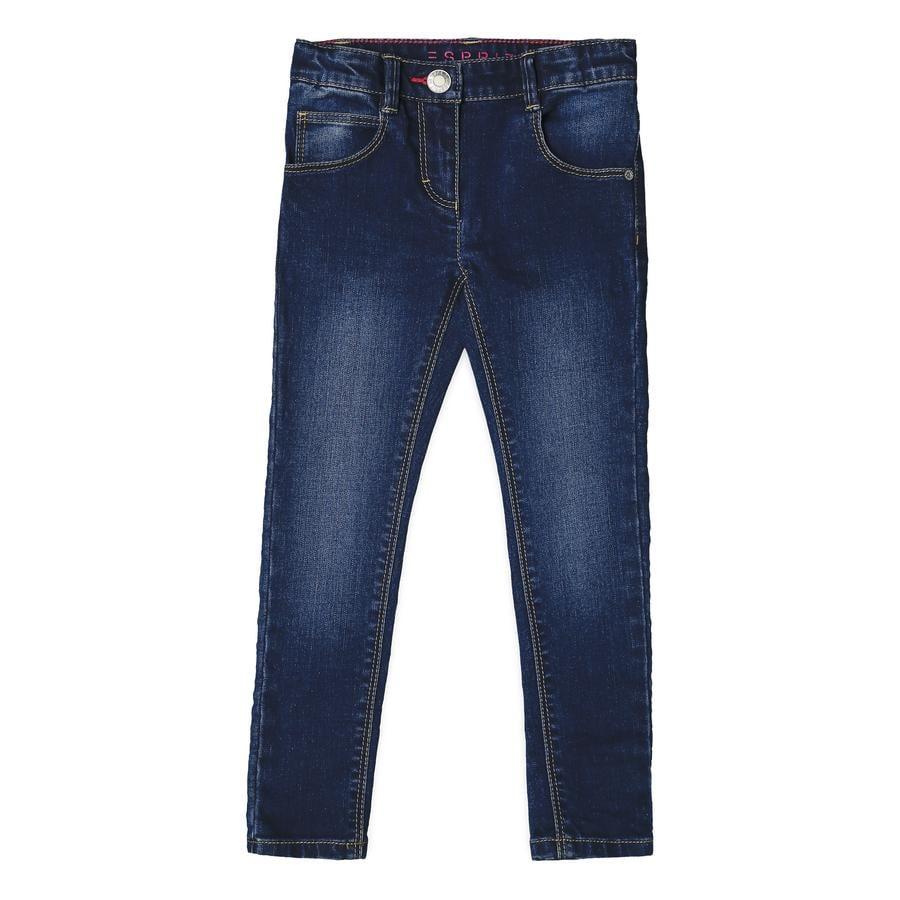 ESPRIT Girl s donkere indigo spijkerbroek