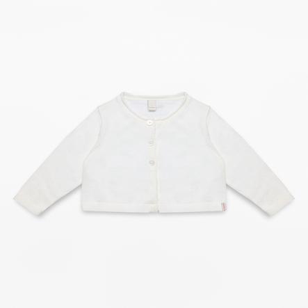 ESPRIT Girl cardigan s bianco sporco
