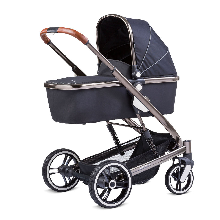 knorr-baby cochecito combinable  Zoomix Negro