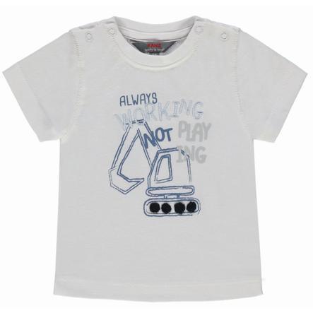 KANZ Boys T-Shirt Bagger, weiß