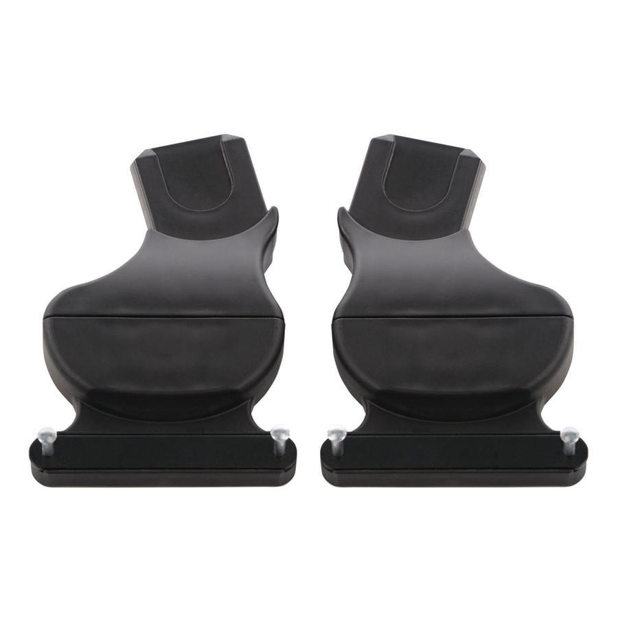 knorr-baby Adapter für Autositz New Easy Click Maxi-Cosi,Cybex und Kiddy NEU