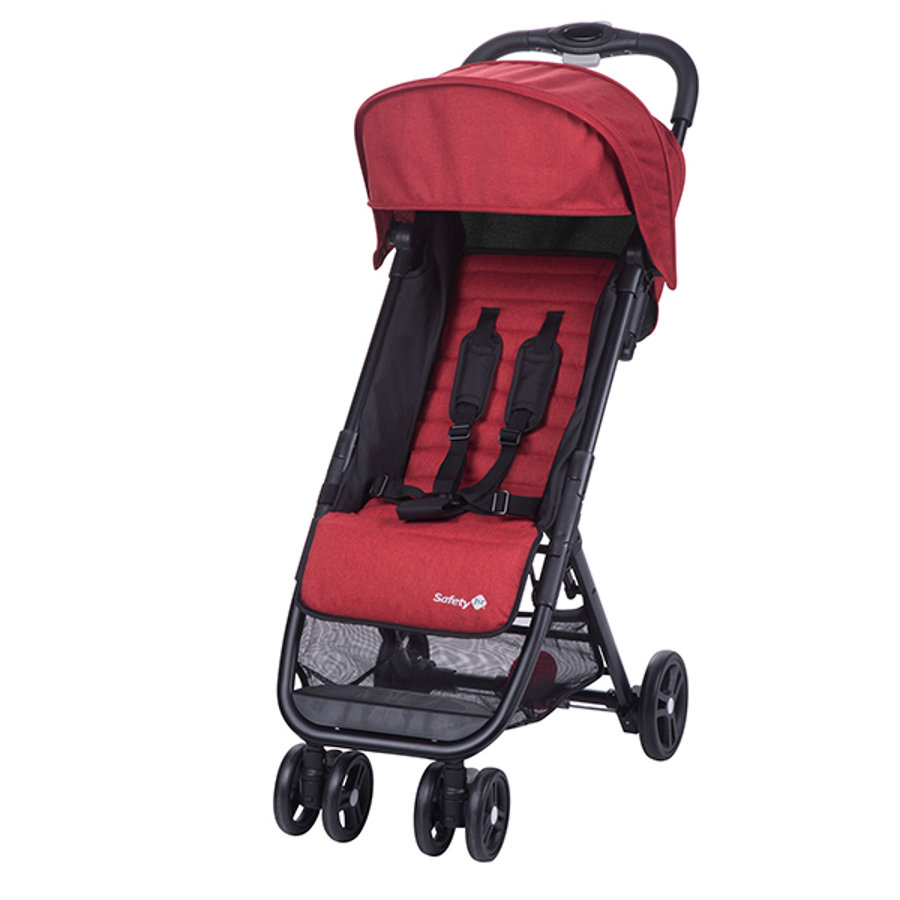 Safety 1st Poussette compacte citadine Ribbon red chic