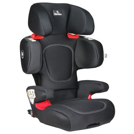Renolux Silla de coche Renofix Total Black