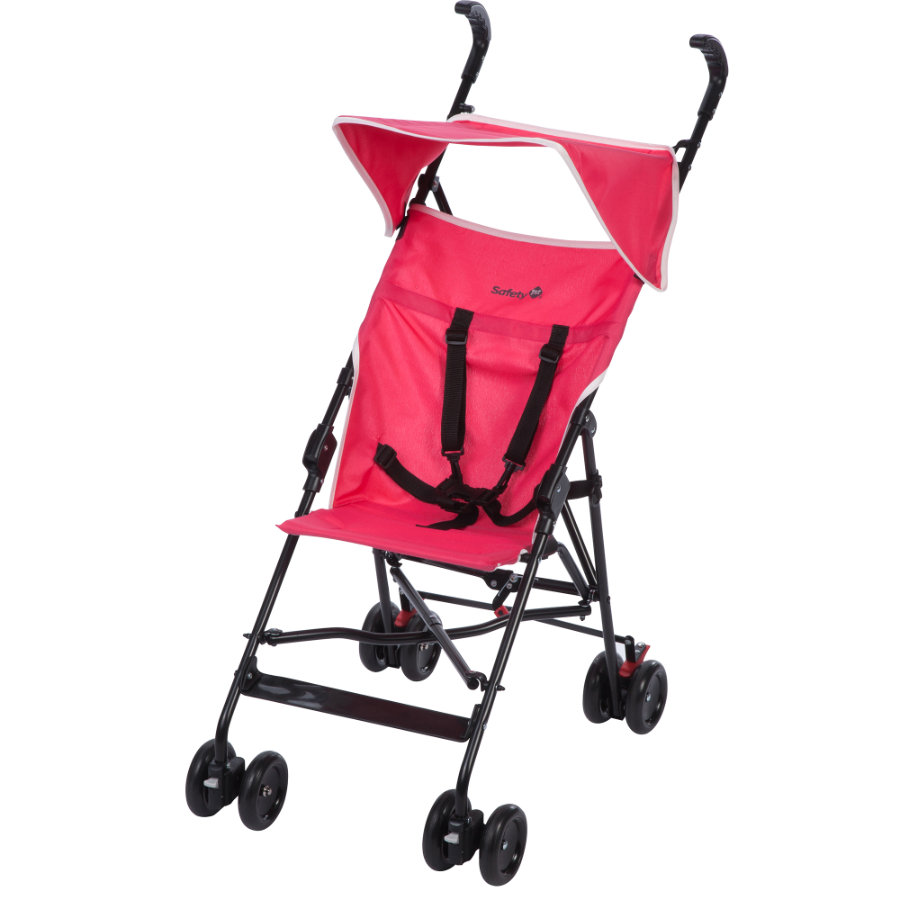 Safety 1st Peps Buggy mit Sonnenverdeck Pink Moon
