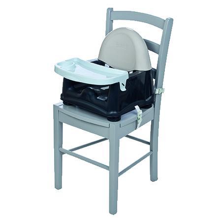Safety 1st Rehausseur de chaise enfant Easy Care booster patches gris