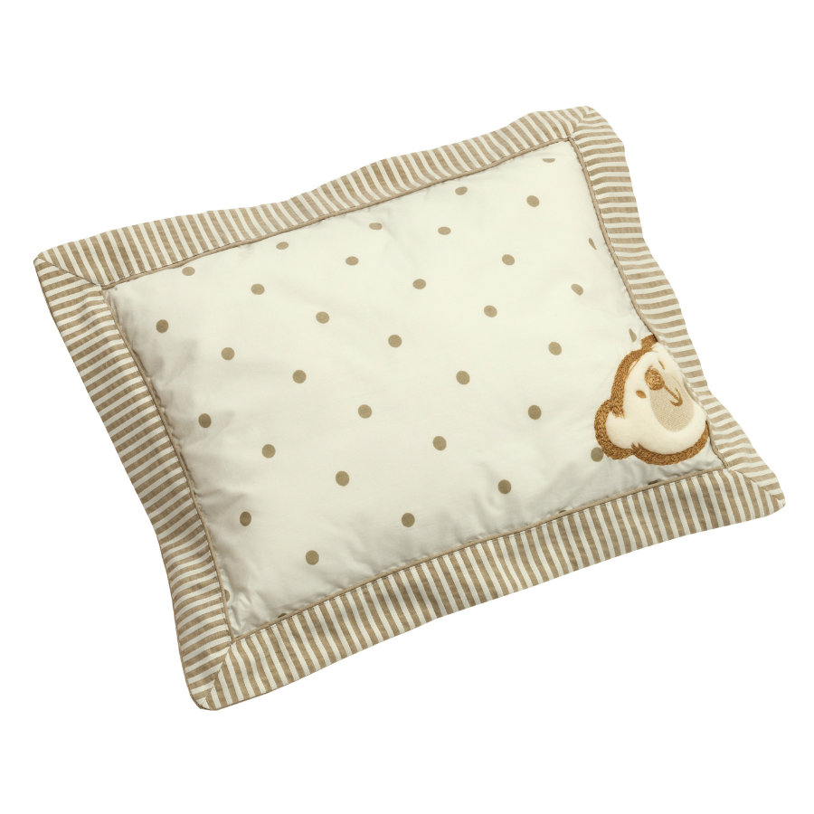 Be Be 's Collection Hyggepude Big Willi beige 30 x 40 cm