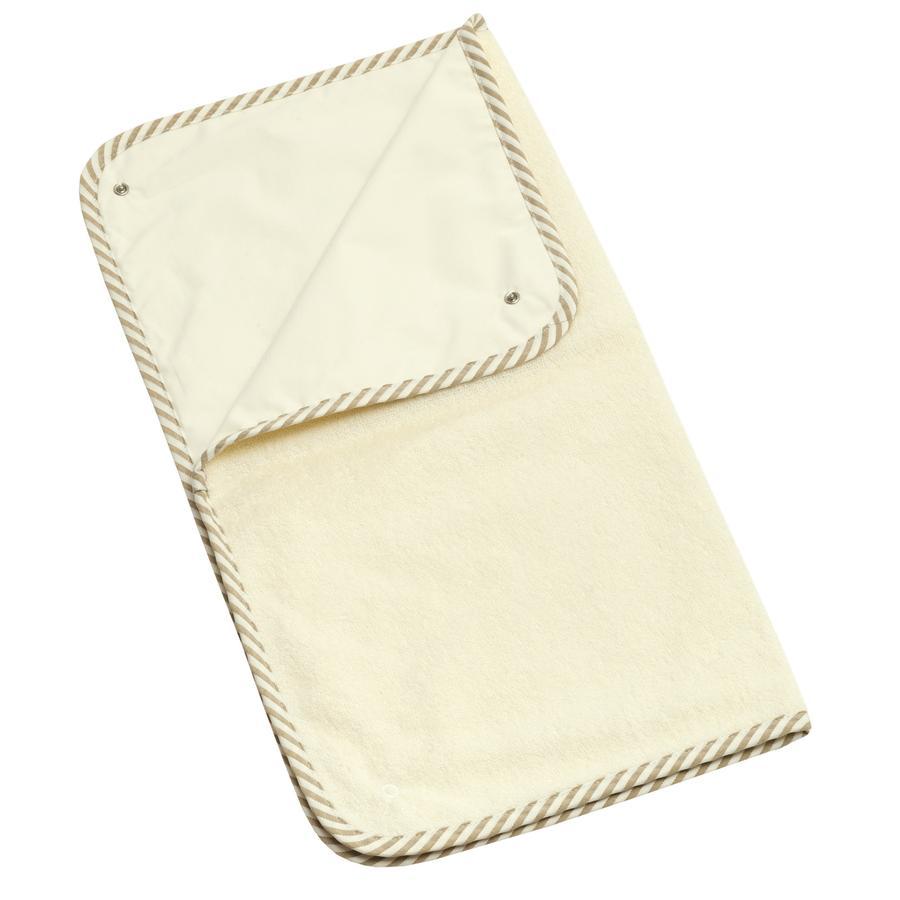Be Be 's Collection erstatning frottéhåndklærpute Big Willi beige 55 x 70 cm