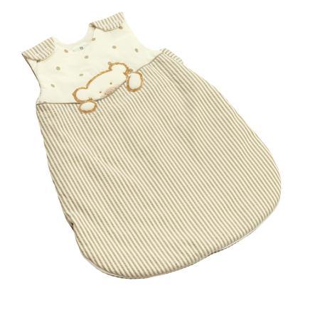BeBes Collection Gigoteuse bébé hiver Big Willi beige 70 cm
