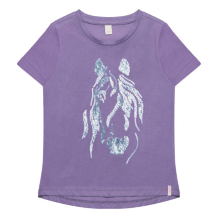 ESPRIT Girl s T-Shirt blossom mauve kwiatowy