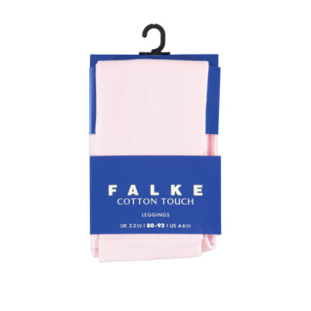 FALKE Leggings CotTouch powderrose
