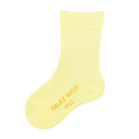 FALKE Socken Family vanilla