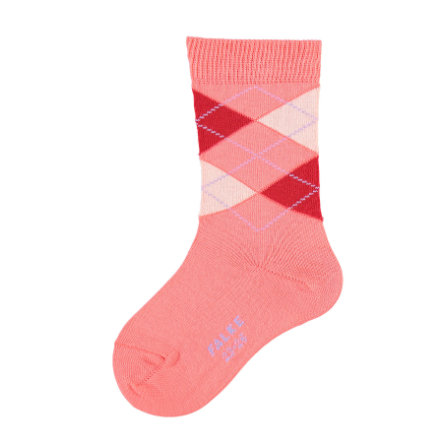 FALKE Socken Clas Argyle rose