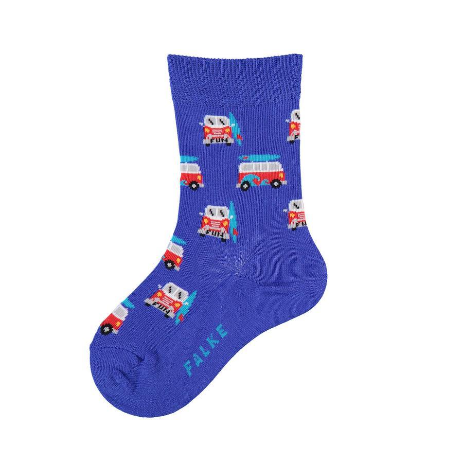 FALKE Socken Surf Van cobalt blue