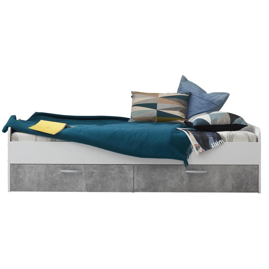 trendteam Bett Canaria Stone