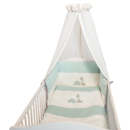 Set Collection letto Be Be Be's bed set 3 pz, Max & Mila mint
