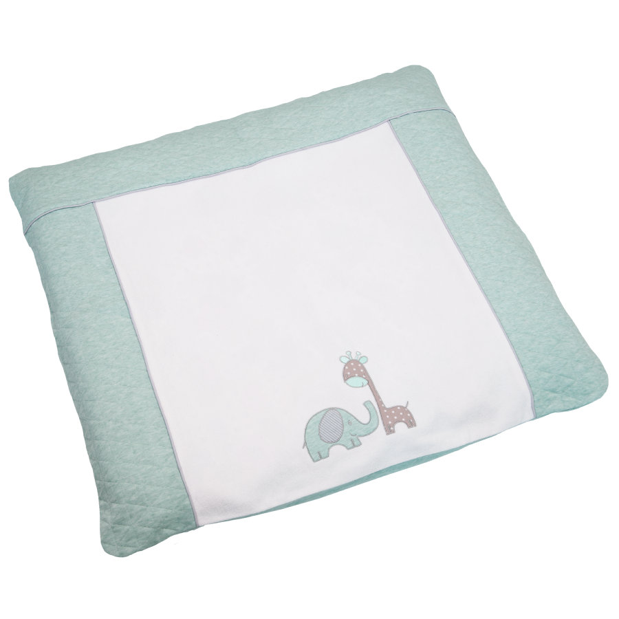 Be's Collection cover for plastic changing mat Max & Mila 85 x mint 75 cm