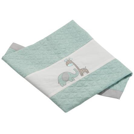 Be Be's Collection Cuddle Blanket Max & Mila máta 75 x 100 cm