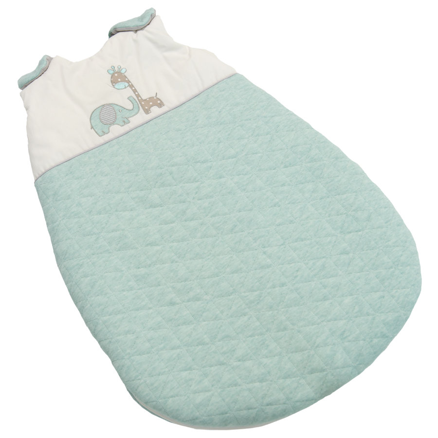 Be Be 's Collection Saco de dormir de invierno Max & Mila menta