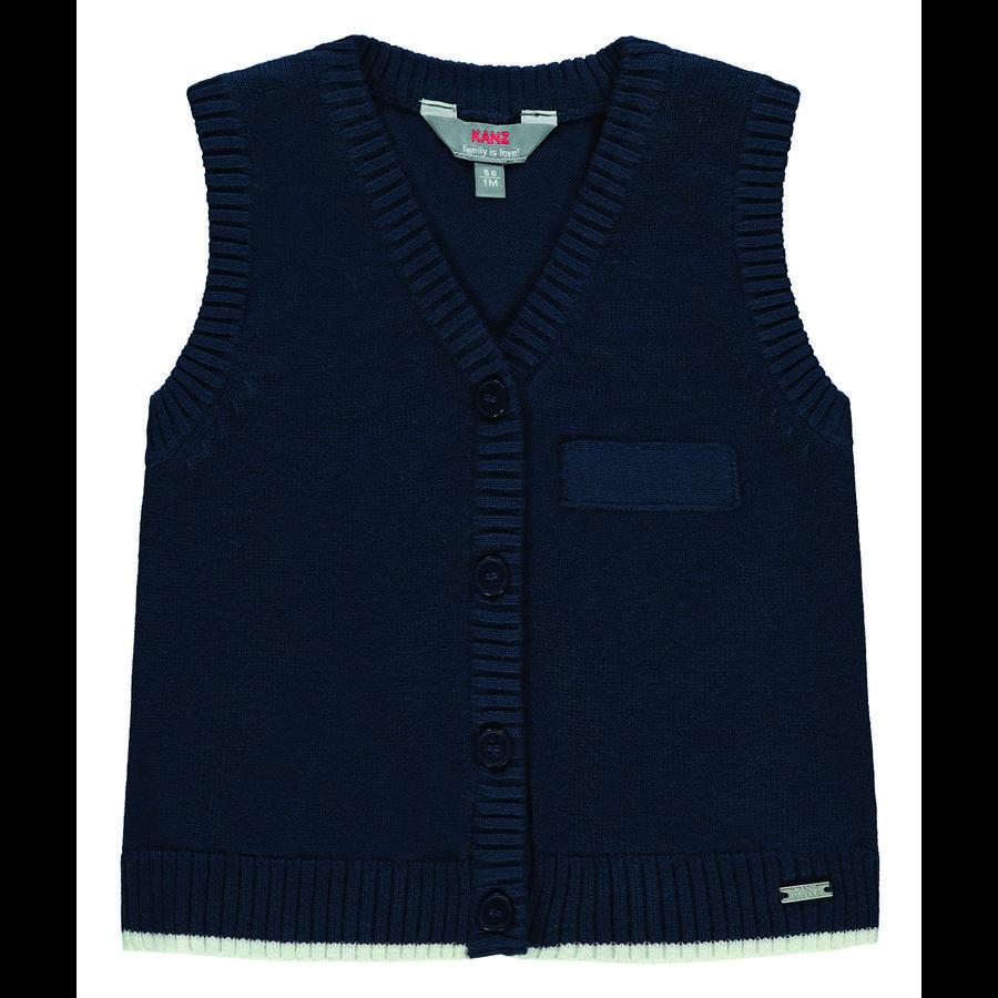 KANZ Boys Weste, dress blue